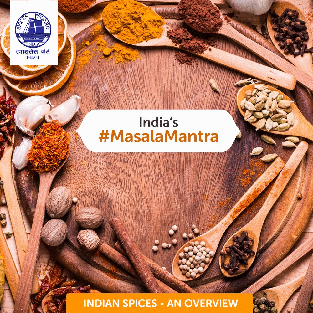 India's very own #MasalaMantra https://t.co/TIUuttZOEk