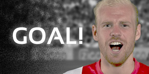 26. GOAL #AJAX!! Klaassen, 0-1!! #vitaja https://t.co/R9vWp2T2Zn