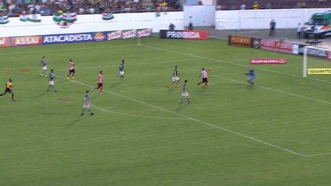 Quatro gols lá na frente e defesa que ninguém passa atrás!   #AvantiPalestra