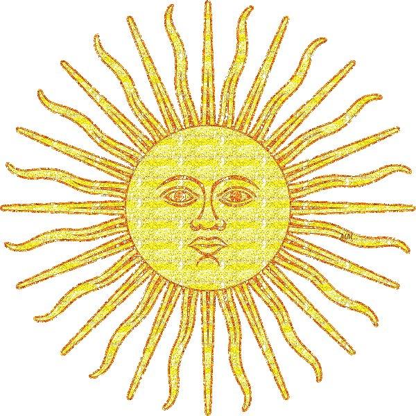Для, солнце анимации картинки