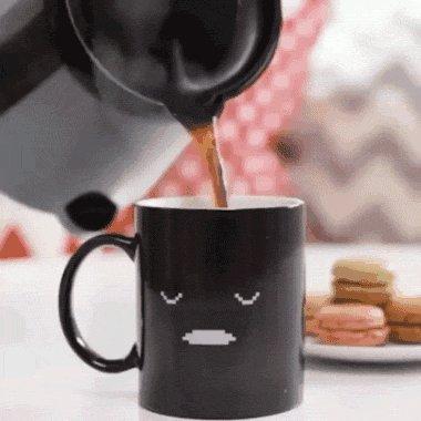 Si no te gusta mi cara esta mañana es porque no me has dado suficiente...