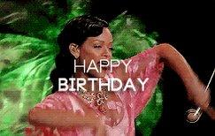 Happy Birthday à la seule et unique qui fête ses 29 ans <3
