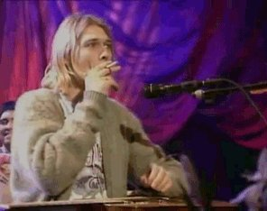 Happy Birthday to an icon. Kurt Cobain would have been 50 today.