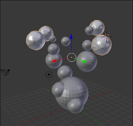 Making some hydra meshes! ( obviously the only way i can actually model is using fluid sims... )