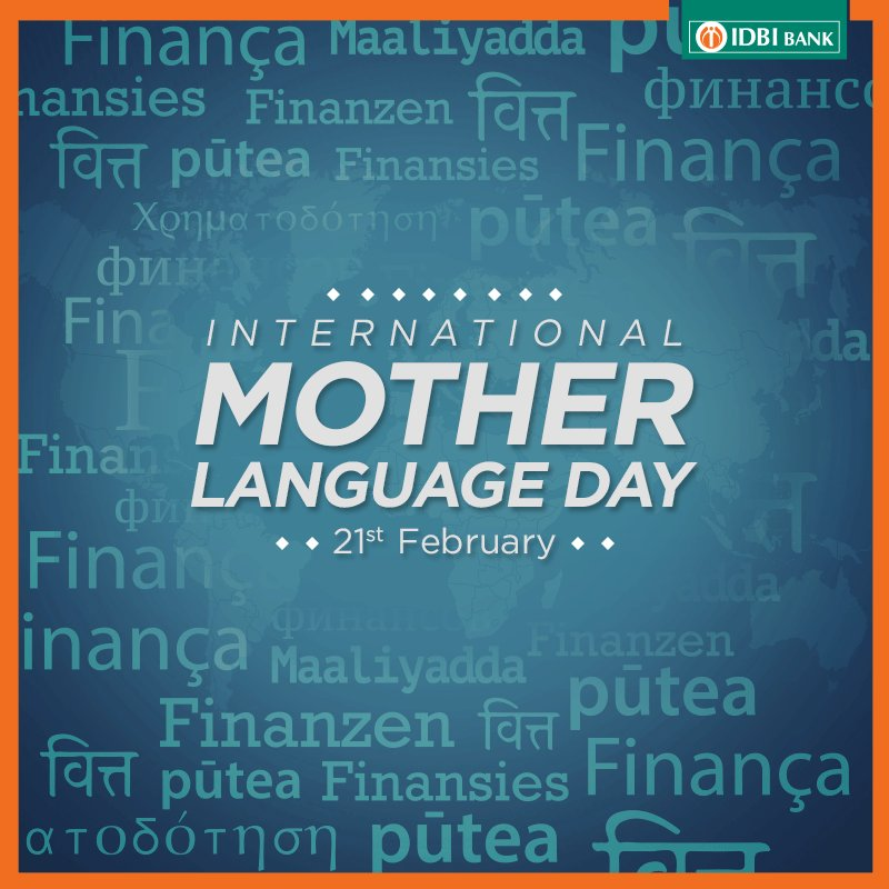 Test your language skills in our #MotherLanguageDay #contest at 1 PM,...