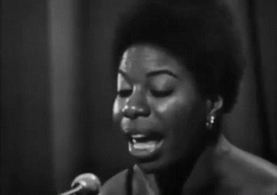 Un día como hoy nació una de las grandes voces del siglo XX: Nina Simo...