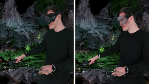 .@googleresearch and #DaydreamLabs help you see eye to eye in mixed reality. blog.google/products/googl…