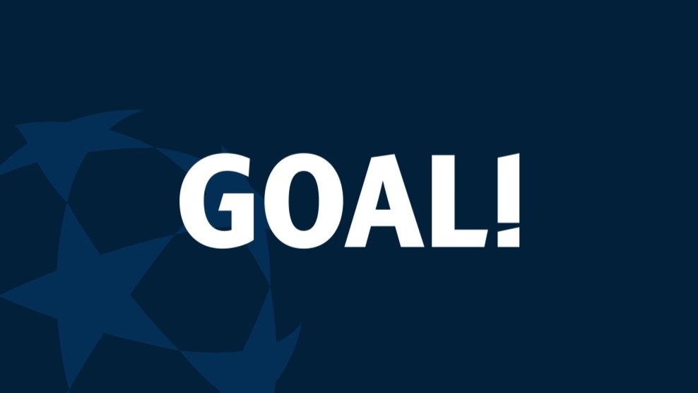 GOAL! Sevilla 1-0 Leicester (Sarabia 25)   #UCL https://t.co/93qhEycUe...