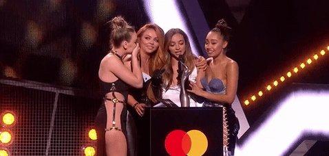 Congratulations @LittleMix! #ShoutOutToMyEx is the British Single of t...