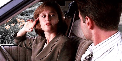 Happy birthday dana scully, the cutest tiniest Medical Doctor around