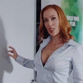 Happy birthday Dana Scully my dear...