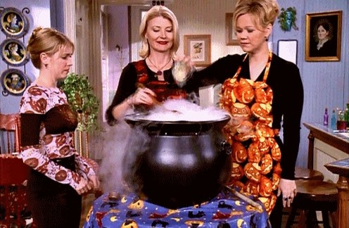 Fondly remembered as Sabrina the Teenage Witch\s stunning aunt Zelda, a happy 58th birthday to Beth Broderick.