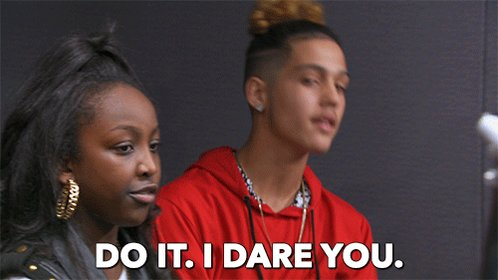 Confident over here. #TheRapGame https://t.co/zEJs1U006R