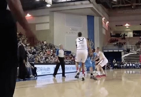 Nate Robinson literally dribbled under someones legs in the D-League