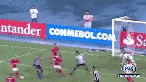 O melhor gif que vocês verón hoje! #LibertadoresFOXSports