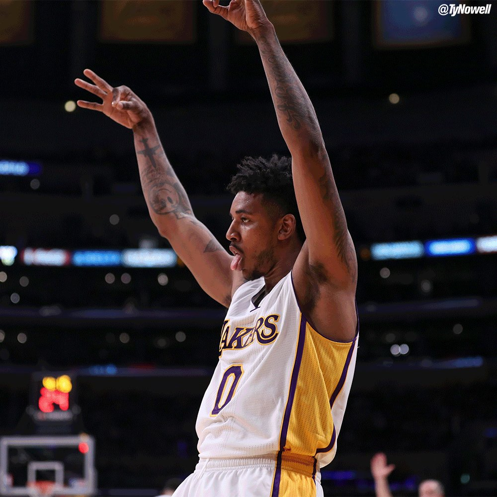 #MostHated @NickSwagyPYoung #LakeShow https://t.co/ahMfgk6RMM
