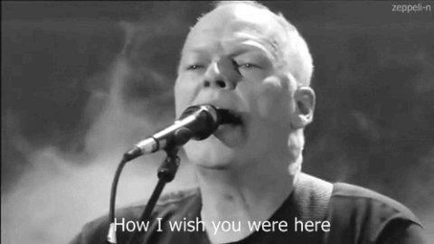 Happy Birthday David Gilmour!!