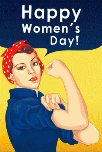 It's #InternationalWomensDay! Shout out to all the amazing, fearless, and BOLD #womeninfilm! You rock