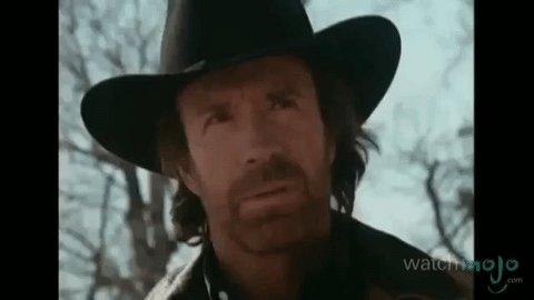 Chuck Norris kann ein Nokia 3310 zerstören.   Aus aktuellem Anlass. Happy Birthday!