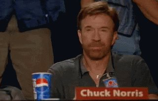Happy birthday to Mr. Chuck Norris. Today he is 77.