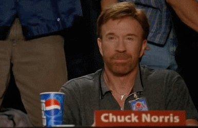 Happy Birthday to Oklahoma\s own Chuck Norris!