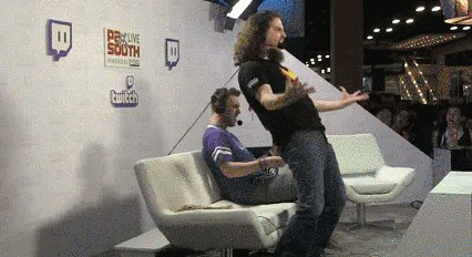 Day 2 of PAX East is a wrap. Who is excited for PJSaltan tomorrow at 10AM PST!  Time to make 15 broadcasters salty! https://t.co/WPlx0cQA63