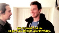 Happy Birthday to Jonathan Groff