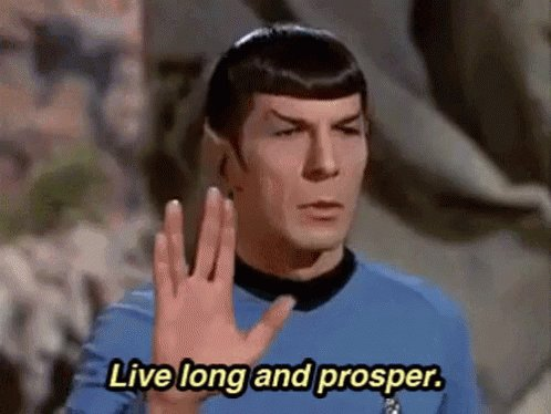Leonard Nimoy, thanks for being an inspiration and happy birthday to you!