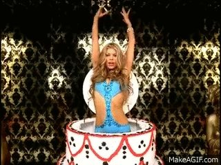 Happy Birthday you are my queen.