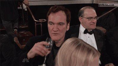 Happy 54th Birthday Quentin Tarantino.