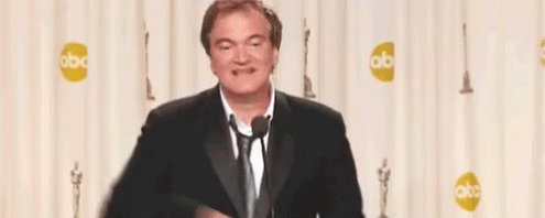 Happy Birthday to Quentin Tarantino my favorite director of all time and my inspiration
