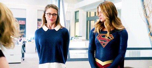 Tú los días de semana y tú los findes. #BuenJueves #SupergirlWarner ht...