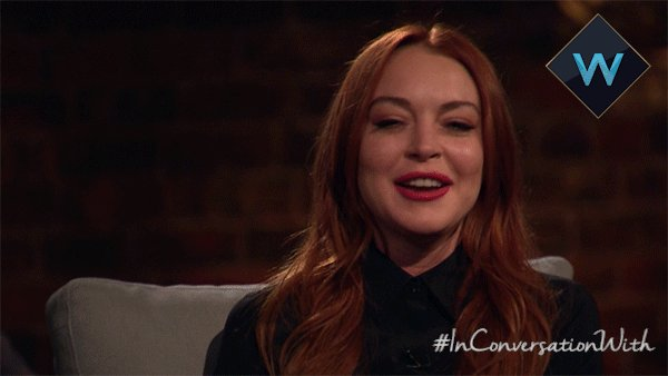 Brand new @JohnBishop100: #InConversationWith @LindsayLohan starts in...