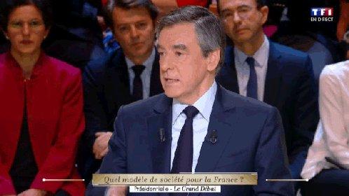 Nathalie, on t'a vu, t'inquiète. #LeGrandDebat #DebatTF1