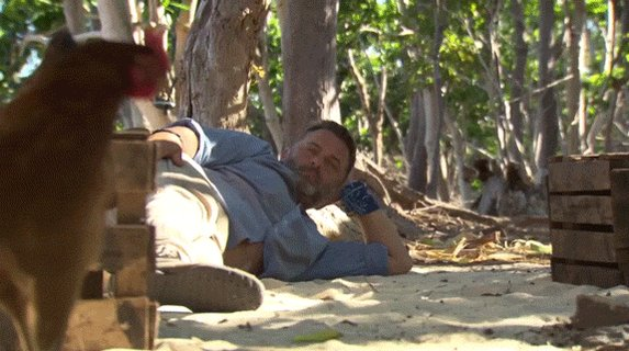 Hear Jeff's chicken confession in this #SurvivorGameChangers secret sc...