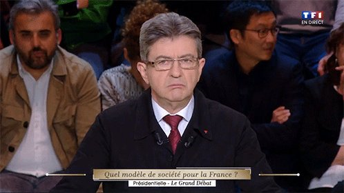 'Il est 5h24 du matin, on va maintenant aborder la question de l'étiquetage des fruits' #LeGrandDebat