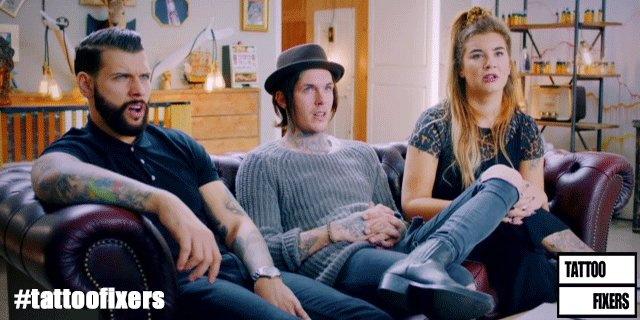 RT if you're looking forward to getting back with the #TattooFixers ga...