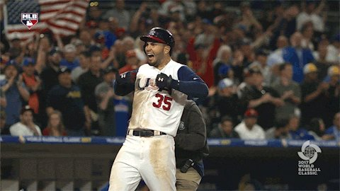 Team USA is moving on to the #WBC2017 Final tomorrow night! https://t....