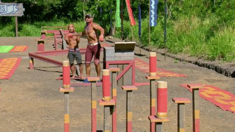 When you're on 🔥 #RewardChallenge #Survivor https://t.co/u4odZxATkE