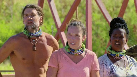 RT if this is the craziest #TribalCouncil you've ever seen. #Survivor...