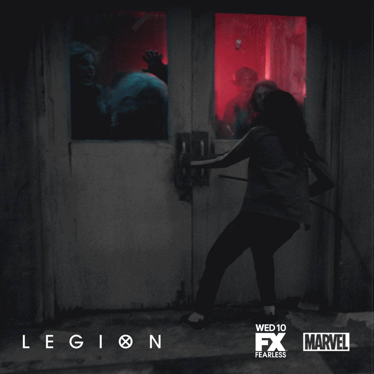 Keep the demons in your head at bay. #LegionFX https://t.co/2HThopGqxd