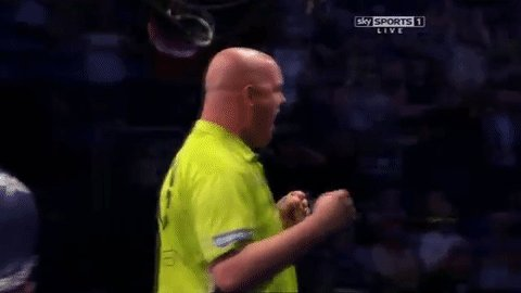 Premier League Darts ft a double dose of MVG tonight 👊 #LoveTheDarts h...
