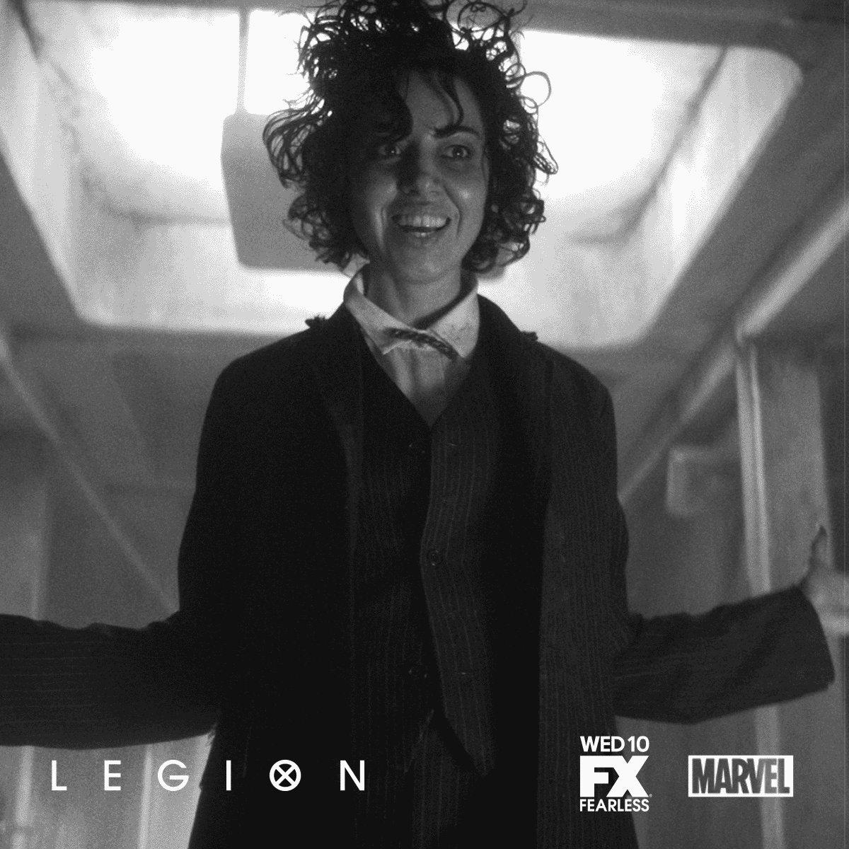 Trigger happy. #LegionFX https://t.co/AupdpIJJtx