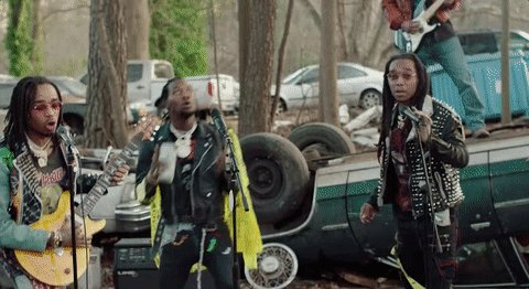 ".@Migos are punk rockers in their ""What The Price"" video. https://t.co..."