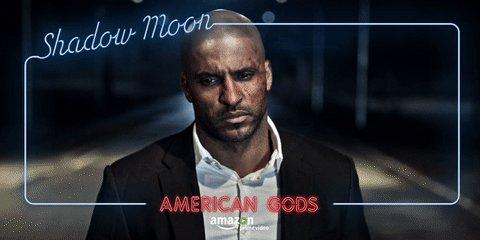 RT @GodsOnAmazon: Ah, a moment of peace for my dear boy Shadow. It can't last. #AmericanGods https://t.co/83fwvhnLhj