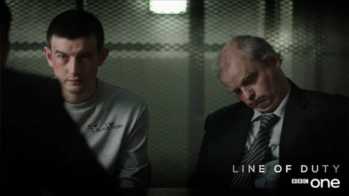 And the award for world's worst lawyer goes to… #LineOfDuty https://t....