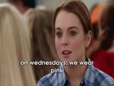 Wednesday's Wear Pink #FilmsIn3Words https://t.co/1x2cx833Xn