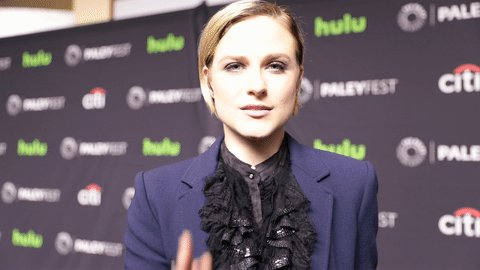 Evan Rachel Wood = perfection. #Westworld https://t.co/hisBbyXrfx