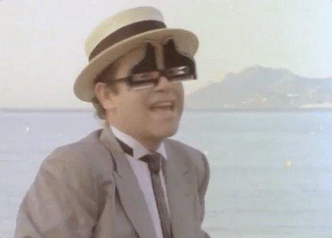 Happy 70th birthday to living legend, Sir Elton John!