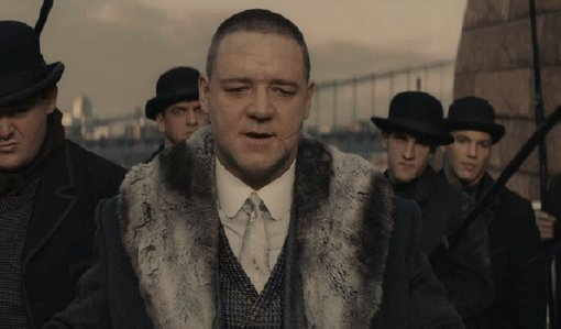 """Happy birthday Russell Crowe! Colin and Russell in \""""Winter\s Tale\"""" (2014)"""